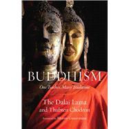Buddhism by Dalai Lama XIV; Chodron, Thubten; Gunaratana, 9781614293927