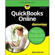 Quickbooks Online for Dummies by Marmel, Elaine, 9781119473930
