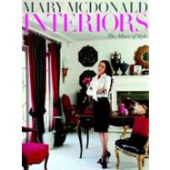 Mary McDonald: Interiors; The Allure of Style by McDonald, Mary, 9780847833931