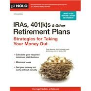 IRAs, 401(k)s & Other Retirement Plans by Slesnick, Twila, Ph.D.; Suttle, John C., 9781413323931