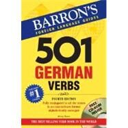 501 German Verbs by Strutz, Henry, 9780764193934