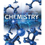 Chemistry Structure and Properties by Tro, Nivaldo J., 9780134293936