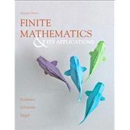 Finite Mathematics & Its Applications Plus NEW MyLab Math with Pearson eText -- Access Card Package by Goldstein, Larry J.; Schneider, David I.; Siegel, Martha J., 9780321913937