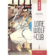 Lone Wolf and Cub Omnibus Volume 5 by KOIKE, KAZUOKOJIMA, GOSEKI, 9781616553937