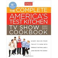 America's Test Kitchen TV Complete book 2015 by AMERICA'S TEST KITCHEN, 9781936493937
