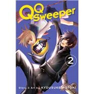 Qq Sweeper 2 by Motomi, Kyousuke; Yu, Amy; JN Productions, 9781421583938
