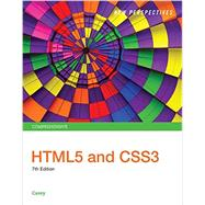 New Perspectives HTML5 and CSS3 Comprehensive by Carey, Patrick M., 9781305503939