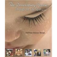 The Developing Person Through the Life Span Paperbound by Berger, Kathleen Stassen, 9781429283939