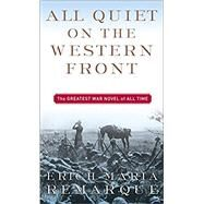 All Quiet on the Western Front 9780449213940U