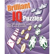 Brilliant IQ Puzzles by Arcturus Publishing, 9781784043940