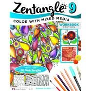 Zentangle 9 by McNeill, Suzanne, 9781574213942