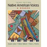 Native American Voices by Lobo; Susan, 9780205633944