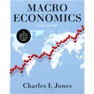 Macroeconomics by Jones, Charles I., 9780393123944
