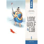 Lone Wolf and Cub Omnibus Volume 6 by KOIKE, KAZUOKOJIMA, GOSEKI, 9781616553944