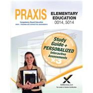 Praxis Elementary Education 0014, 5014 by Wynne, Sharon A., 9781607873945