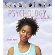 Psychology in Everyday Life by Myers, David G., 9781429263948