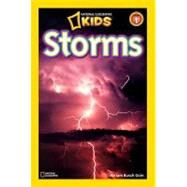 National Geographic Readers: Storms! by GOIN, MIRIAM BUSCH, 9781426303951