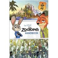 Zootopia: The Official Handbook (Disney Zootopia) by FRANCIS, SUZANNE; RH DISNEY, 9780736433952