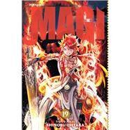 Magi: The Labyrinth of Magic, Vol. 19 The Labyrinth of Magic by Ohtaka, Shinobu, 9781421583952