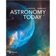 Modified MasteringAstronomy with Pearson eText -- Standalone Access Card -- for Astronomy Today by Chaisson, Eric; McMillan, Steve, 9780134553955