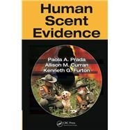 Human Scent Evidence by Prada; Paola A., 9781466583955