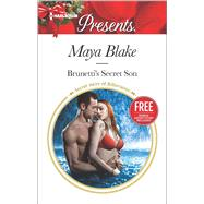 Brunetti's Secret Son Christmas at The Chatsfield (bonus short story by Blake, Maya; Yates, Maisey, 9780373133956