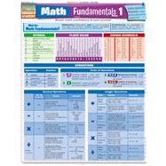 Math Fundamentals 1 Quick Reference Guide by Warren, Peggy, 9781423203957