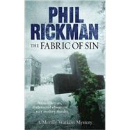 The Fabric of Sin by Rickman, Phil, 9781847243959