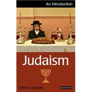 Judaism : An Introduction by Leaman, Oliver, 9781848853959