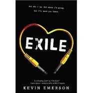 Exile by Emerson, Kevin, 9780062133960