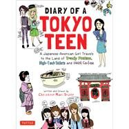 Diary of a Tokyo Teen by Inzer, Christine Mari, 9784805313961