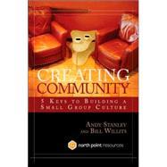Creating Community 9781590523964U
