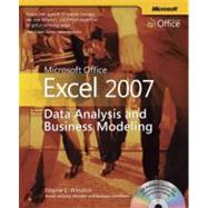Microsoft Office Excel 2007: Data Analysis and Business Modeling at Biggerbooks.com
