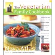 The Vegetarian Family Cookbook by ATLAS, NAVA, 9780767913966