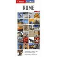 Insight Guides Flexi Map Rome by Insight Guides, 9781780053967