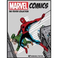 Marvel Comics: The Poster Collection by Editions, Insight, 9781608873968
