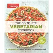The Complete Vegetarian Cookbook by America's Test Kitchen, 9781936493968