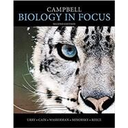 Campbell Biology in Focus 2e with MasteringBiology with Pearson eText (1-year access) by Urry, 9781323193969