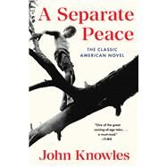 A Separate Peace by John Knowles, 9780743253970