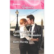 Falling for the Secret Millionaire by Hardy, Kate, 9780373743971