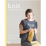 Knit by Allen, Pam; Quince & Co.; Raabe, Leila, 9780986103971