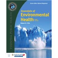 Essentials of Environmental Health by Friis, Robert H., 9781284123975