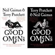 Good Omens : The Nice and Accurate Prophecies of Agnes Nutter, Witch by Gaiman, Neil, 9780060853976