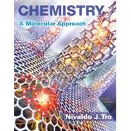 Chemistry A Molecular Approach Plus Mastering Chemistry with Pearson eText -- Access Card Package by Tro, Nivaldo J., 9780134103976