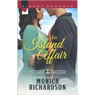 An Island Affair by Richardson, Monica, 9780373863976