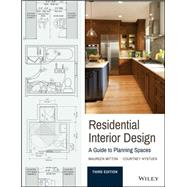 Residential Interior Design by Mitton, Maureen; Nystuen, Courtney, 9781119013976