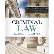 Criminal Law by Pollock; Joycelyn, 9780323353977
