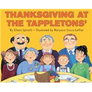 Thanksgiving at the Tappletons' by Spinelli, Eileen; Cocca-Leffler, Maryann, 9780062363978