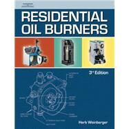 Residential Oil Burners by Weinberger, Herb, 9781418073978