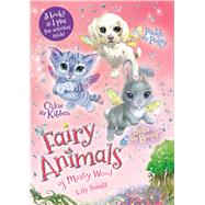 Chloe the Kitten, Bella the Bunny, and Paddy the Puppy Bindup by Small, Lily; Small, Lily, 9781250113979